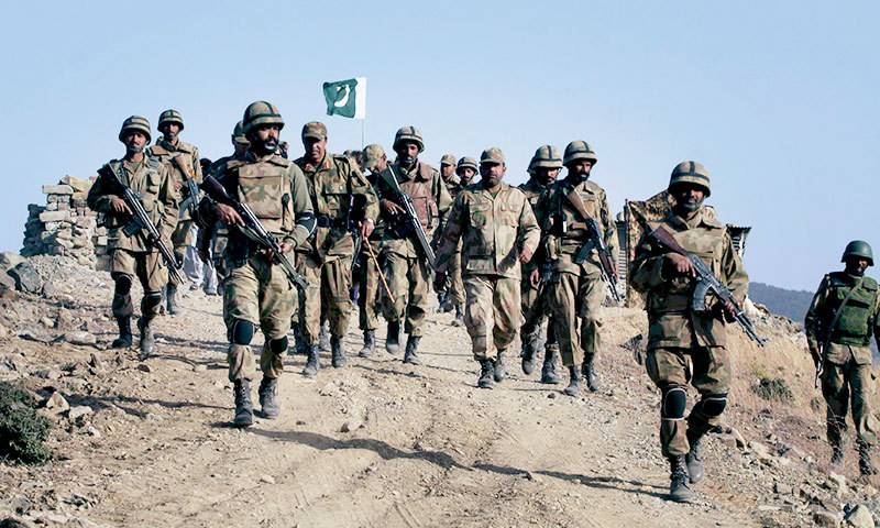 ISPR releases 18 months details of operation Zarb-e-Azb