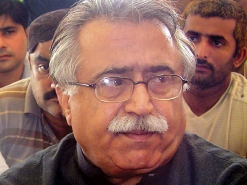 Sindh's Chandio cautions Ch Nisar over Rangers policing powers