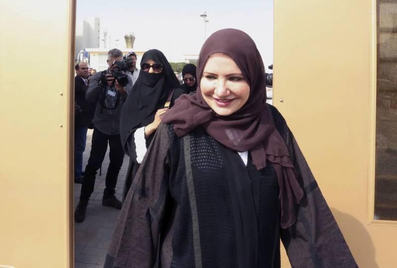 17 Saudi women win historic local council polls