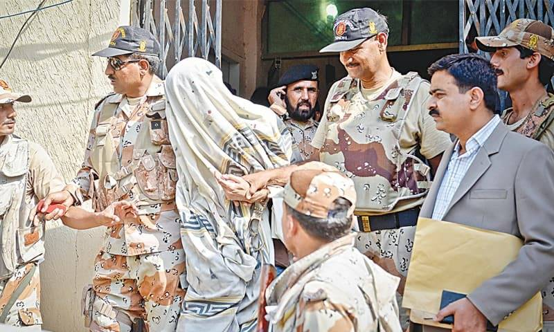Imran Farooq murder case: ATC sends suspects on 14-day physical remand