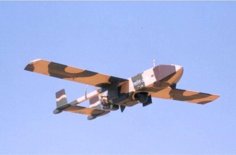 India launching combat drone program to keep an eye on Pakistan