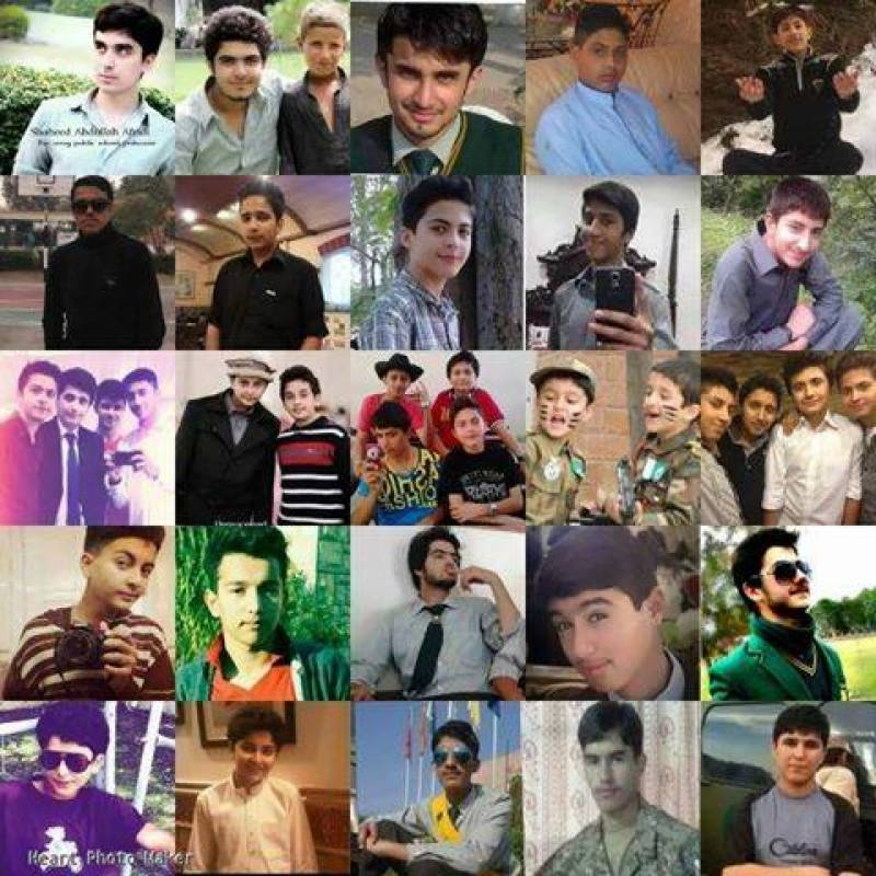 ISPR releases new song on APS massacre first anniversary: 'I have to teach my enemy's children to avenge him'