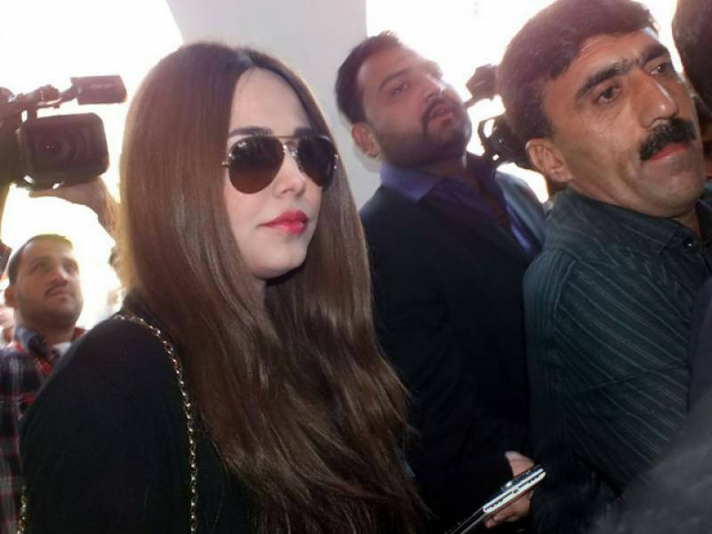 LHC allows Ayyan Ali to file pleas against her indictment
