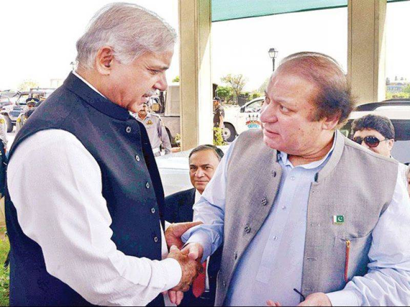 PM Nawaz, CM Shahbaz leave for China to attend SCO summit