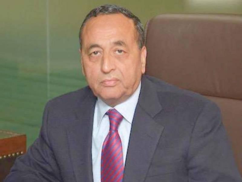 Shujaat Azeem resigns