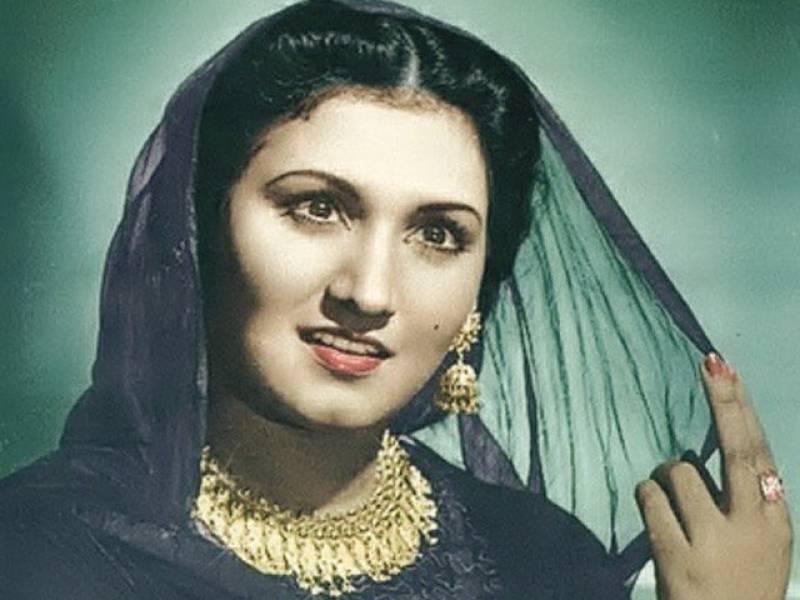 15th death anniversary of legendary singer Noor Jehan today