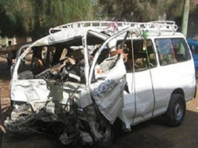Four killed in Bahawalpur bus crash
