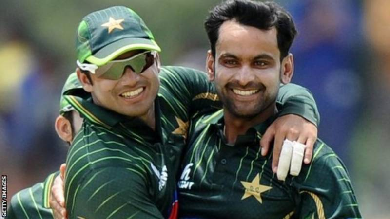 Hafeez, Azhar to join training camp with Amir from tomorrow: PCB Chairman