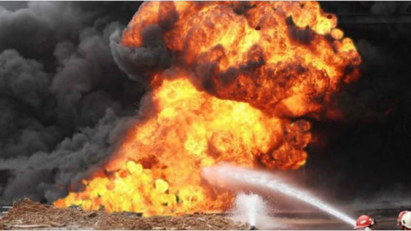 Over 100 dead in Nigeria gas explosion