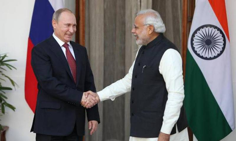 Russia to build 6 nuclear power units in India