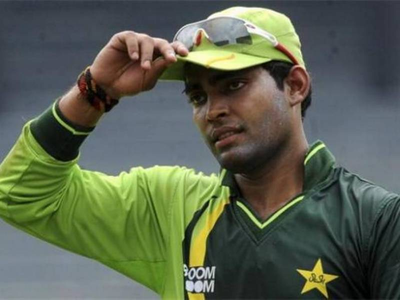 Umar Akmal 'unhappy' over Amir's return