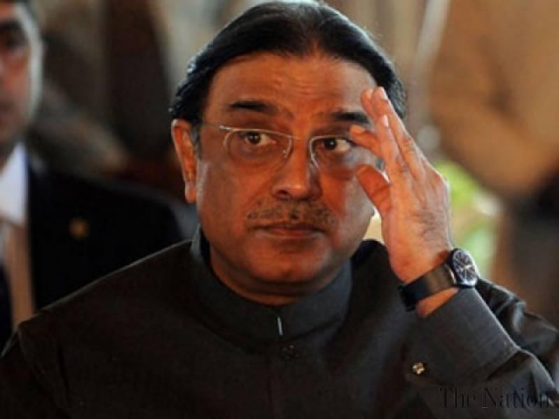 Asif Ali Zardari becomes PPP-P president