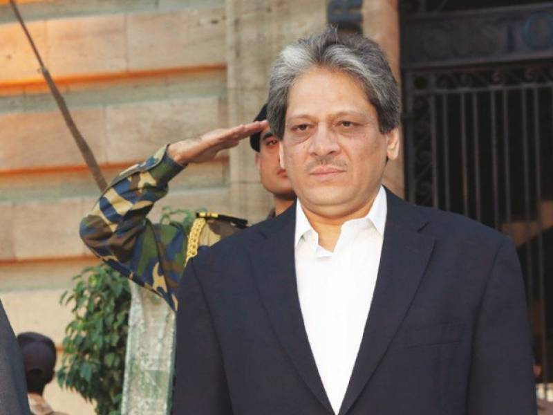 Dr Ishratul Ibad is world's 3rd longest serving governor now