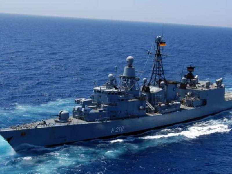 German navy 'rescued over 10,000 migrants' in 2015