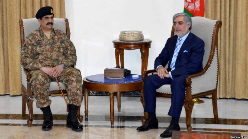 Pak, Afghan agree to take action against terrorists