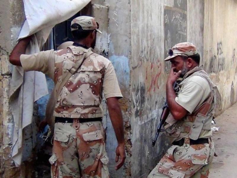 Rangers arrest six terrorists in Karachi