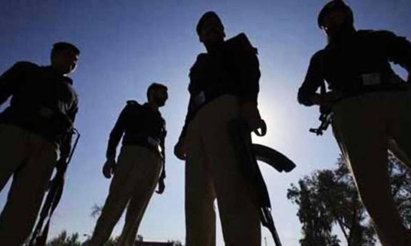 Sindh Police detained four terrorists