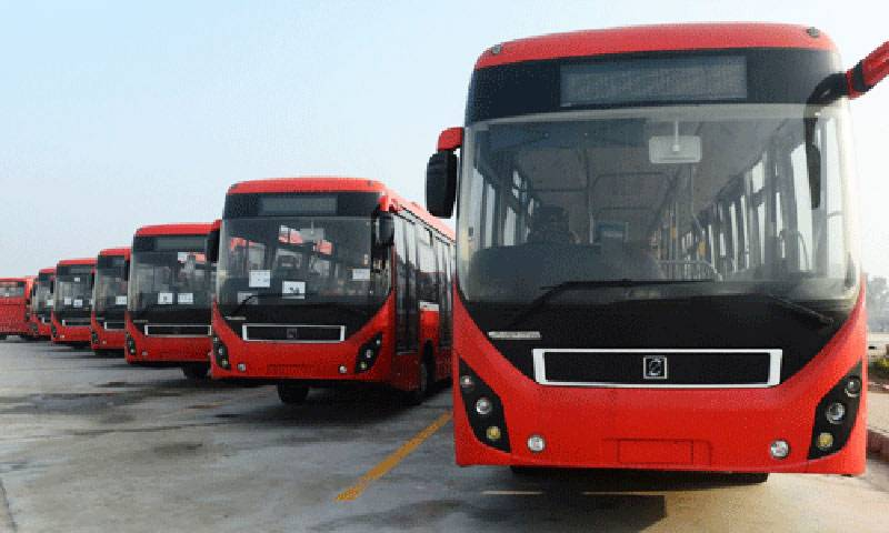 NAB probes into Rawalpindi Metro Bus Project