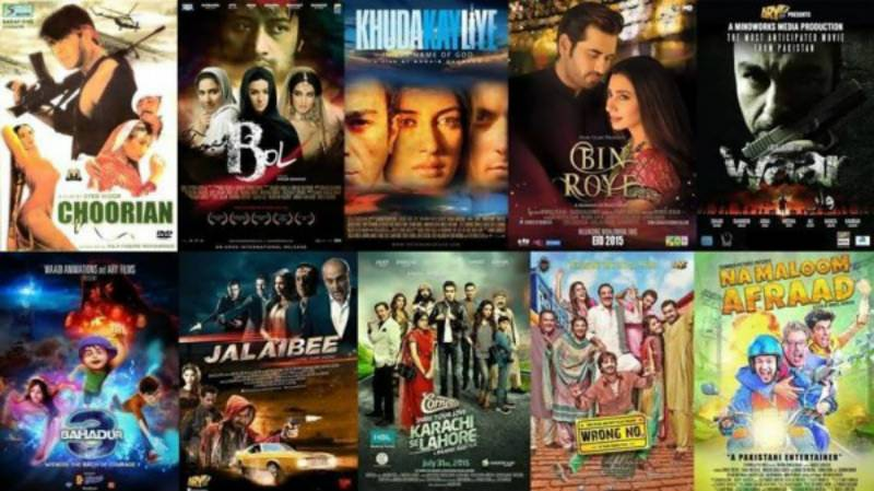 Top 10 highest earning Pakistani movies of 2015