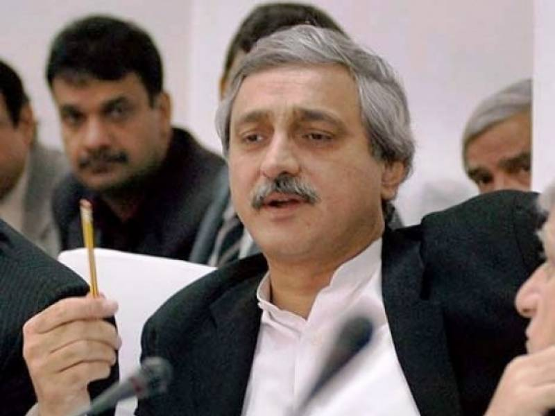 Jahangir Tareen takes oath as member of National Assembly