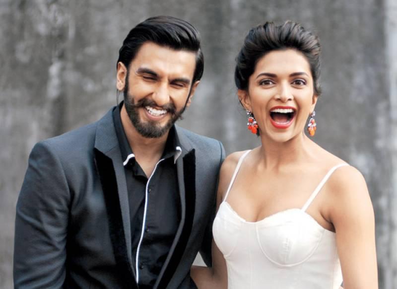 Ranveer Singh admits to being in love