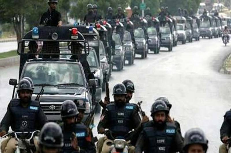 Security beefed up with 5000 cops for New Year's Eve