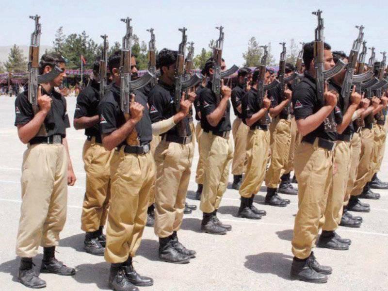 25 police constables sacked in Quetta