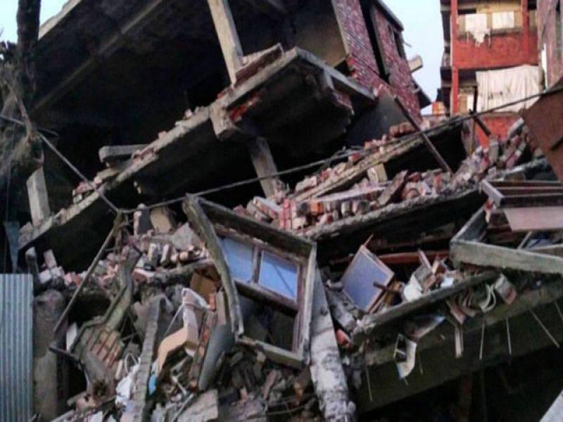 6.7 magnitude earthquake kills eight in India