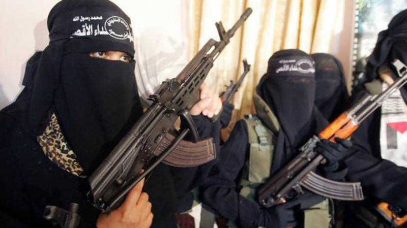 Another group of female Daesh affiliates exposed in Karachi