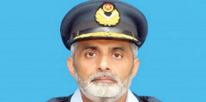 Two senior officers of PAF promoted