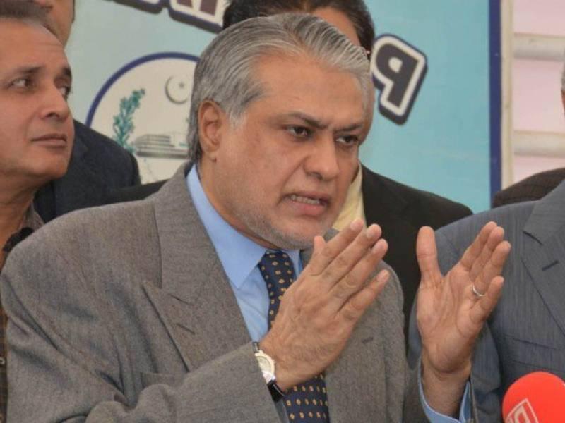 World Bank ED calls on Ishaq Dar