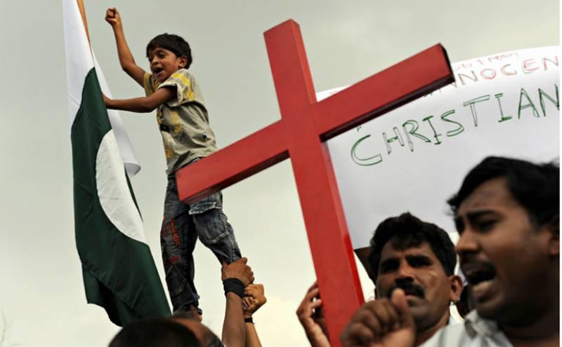 Muslim man arrested for 'burning Bible' in Kasur