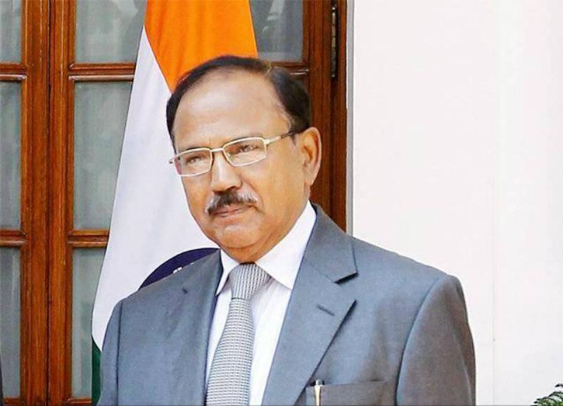 Indian National Security adviser denies cancelation of Pak-India talks