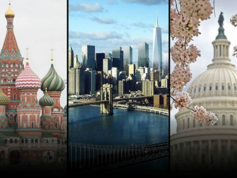 15 Unfriendliest Cities include capitals of Russia, USA and China