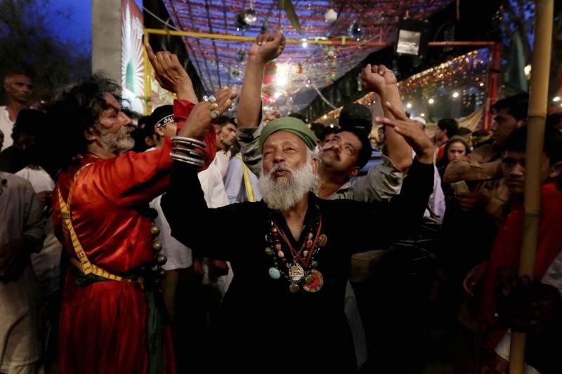 Annual urs of Hazrat Shah Jamal begin in Lahore