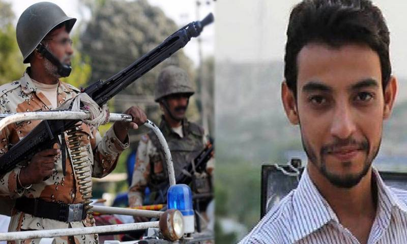 Two Rangers personnel testify in Waqas Shah murder case