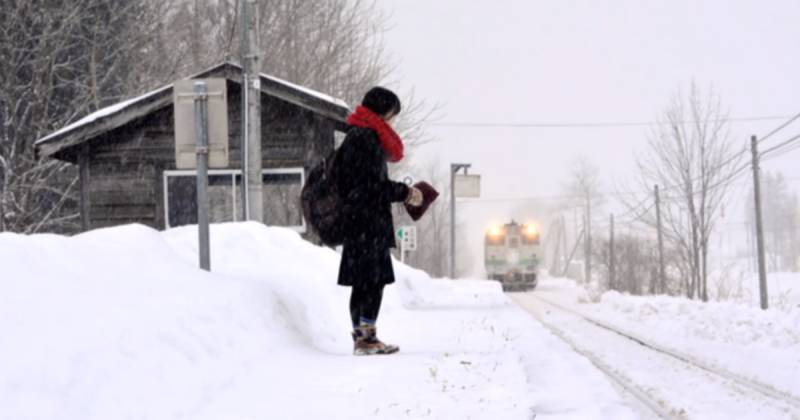 VIDEO: This railway station actually exists for just ONE passenger