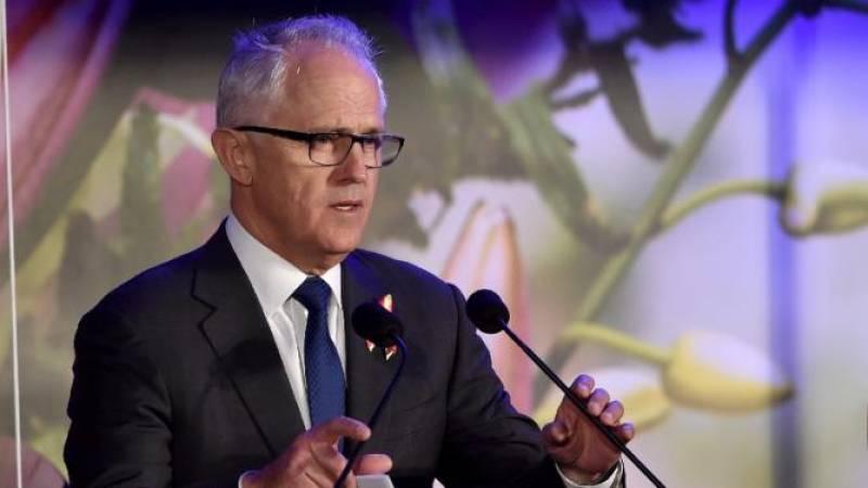 Australia PM Malcom Turnbull makes surprise visit to Iraq