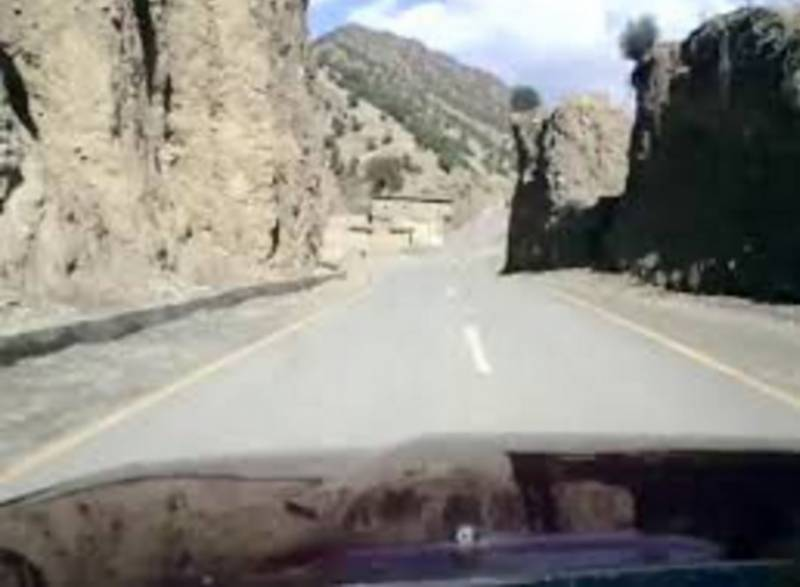 South Waziristan's Tiarza road reopens after seven years