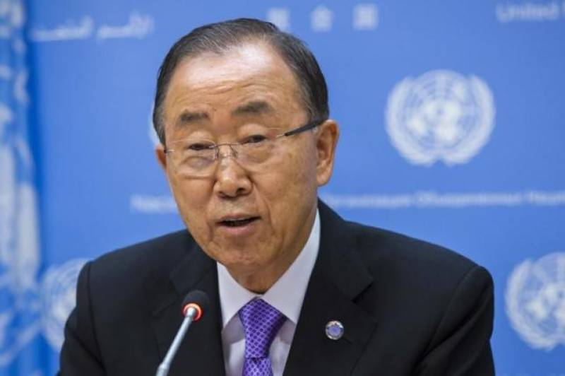 UN chief Ban Ki-moon welcomes implementation of Iran nuclear deal