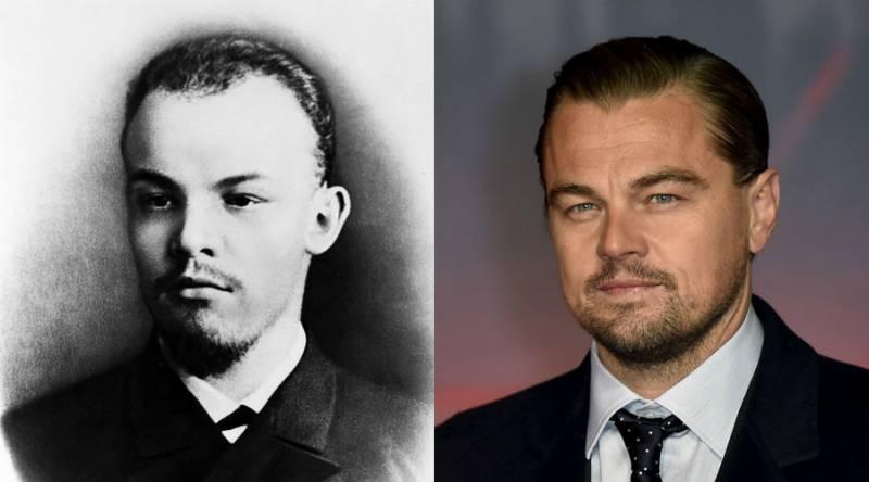 Will Leonardo DiCaprio play Russia's Vladimir Lenin?