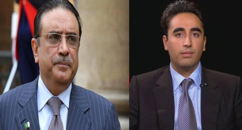 Asif Zardari summons Bilawal to US