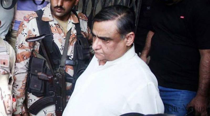 Dr Asim Hussain admitted in Jinnah Hospital