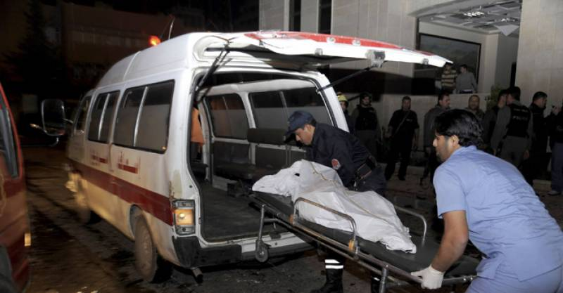 Four dead bodies recovered in Peshawar