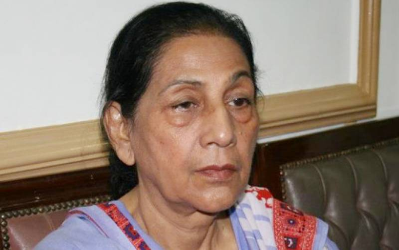 Rebel Punjabi poet Nasreen Anjum Bhatti died after a fight with cancer