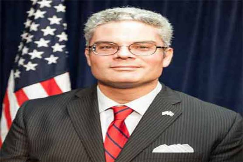 Working with Pakistan, at operational level as well, to combat terrorism: US Consul General