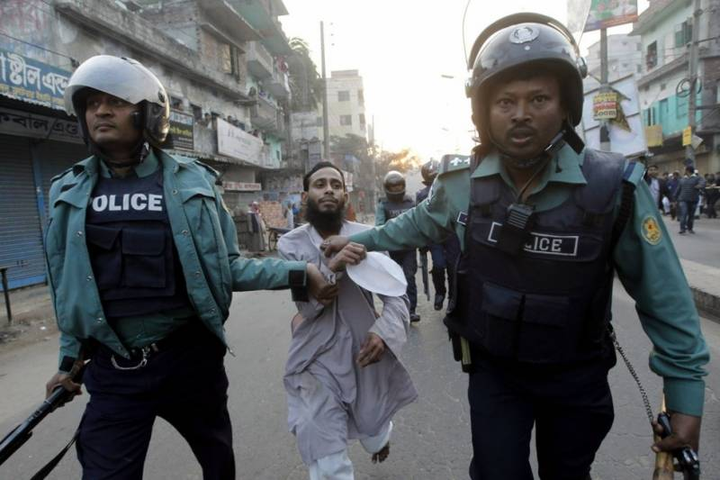 Bangladesh trials violate international law