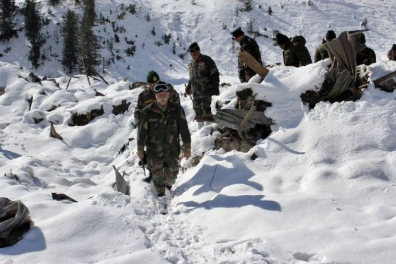 Pakistan Army extends helping hand to India for Siachen rescue