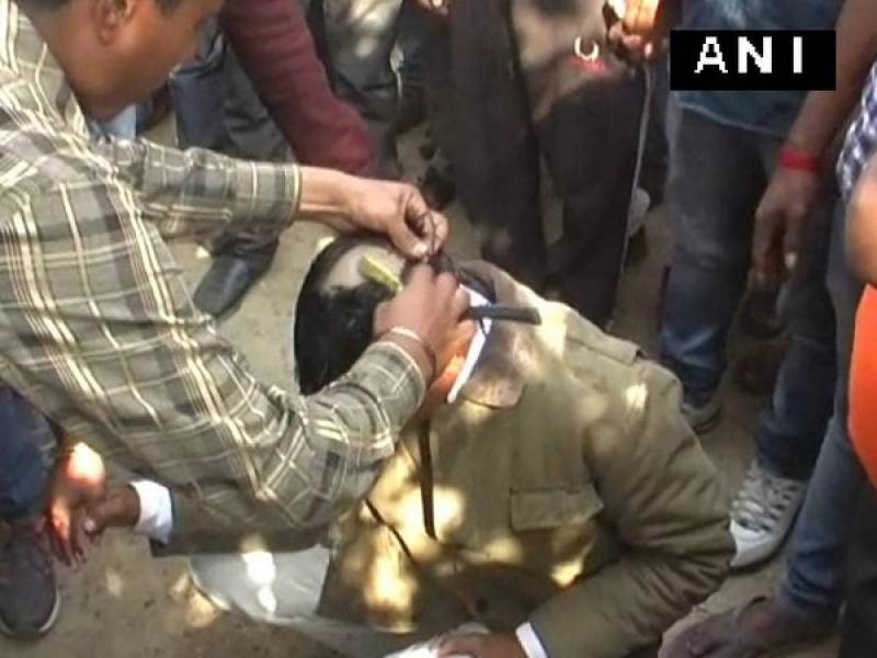 VIDEO: Man shaved, paraded on donkey in India for 'forcefully converting' Hindus to Christianity