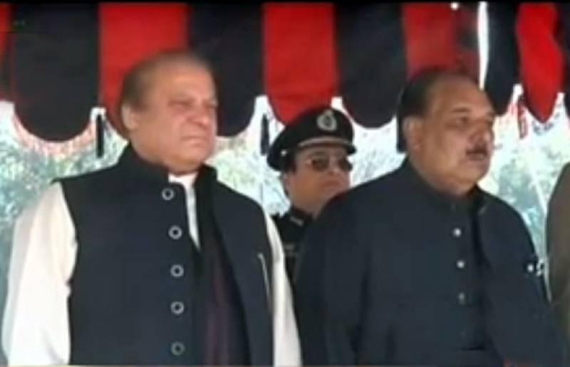 Kashmir Day: PM Nawaz in Muzaffarabad to show solidarity with Kashmiris